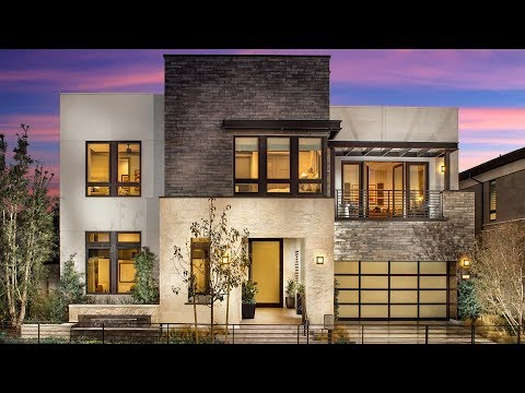 MyHeaven @ $2,095,995 Irvine CA: New-York Style 6-bedroom Soleil Model Home by Toll Brothers, Alara