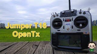 Jumper T16 Radio: Model setup tips