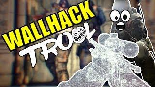 Wallhackle TROLLEMEK/Harkas Mool/TROLLENDİN!/