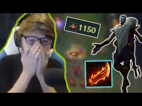 C9 Sneaky | Jhinsoo's Rageblade (& Sneaky Takes The Reaction Time Test)