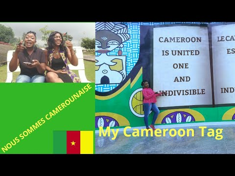 Cameroon tag/African tag/ethnicity tag