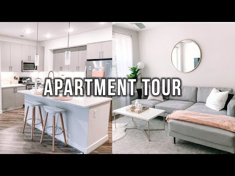 MODERN GLAM APARTMENT TOUR!!!