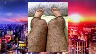 Hairy Stockings and More Ridiculous Products! | Dish Nation