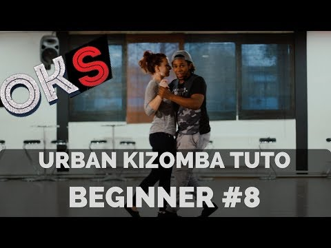 Urban Kizomba Tutorial - Beginner Move #UB8 🎓 OKS 🎓