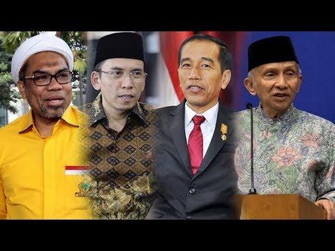 TGB Dukung Jokowi, Ngabalin Beri Sindiran Menohok untuk Alumni 212