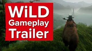 WiLD Gameplay Trailer - Paris Games Week 2015 (PS4 gameplay)