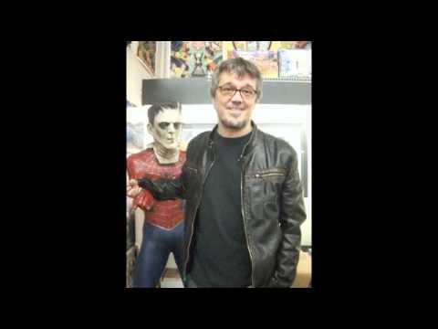 Steve Niles in Salem MA - Interview
