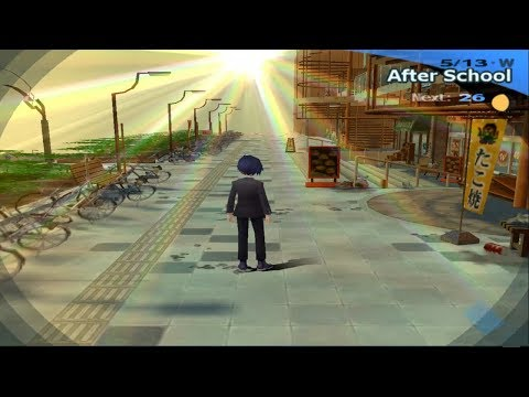 Amicitia - Persona 3 Mods
