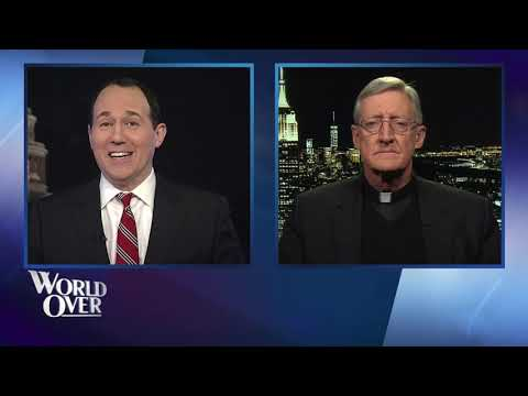 World Over - 2019-03-14 – Author of American Priest, Fr. Miscamble with Raymond Arroyo