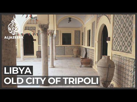 Efforts to rescue Libya's Tripoli under way