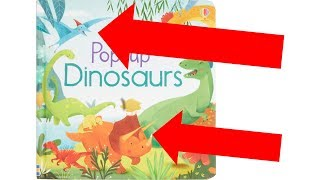 Read: Pop-Up Dinosaurs (Pop Ups) Board book