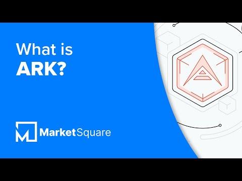 What Is ARK? | Blockchain For Developers | TypeScript Blockchain | Easy Blockchain