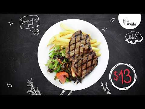 Wests Illawarra - Weekly Dinner Specials Commercial