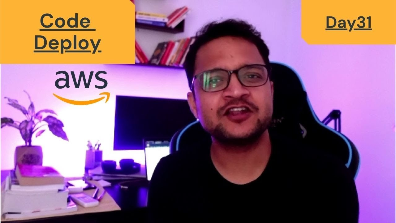 DAY 31 - 100 Days Of AWS | Code Build