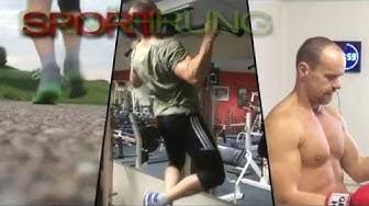 Fitness Ab 40 - Trainingsplan Krafttraining - Ganzkörpertraining zum Anfangen