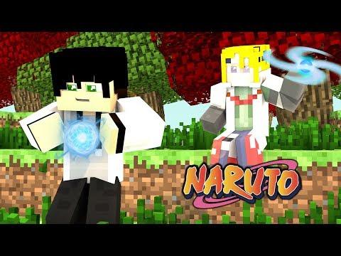 Minecraft: Naruto   CHUNIN EXAMS! EP 7 (Minecraft Naruto Roleplay RPG)