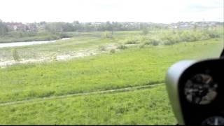 Вид с вертолета на мототрассу(, 2011-06-09T16:25:09.000Z)