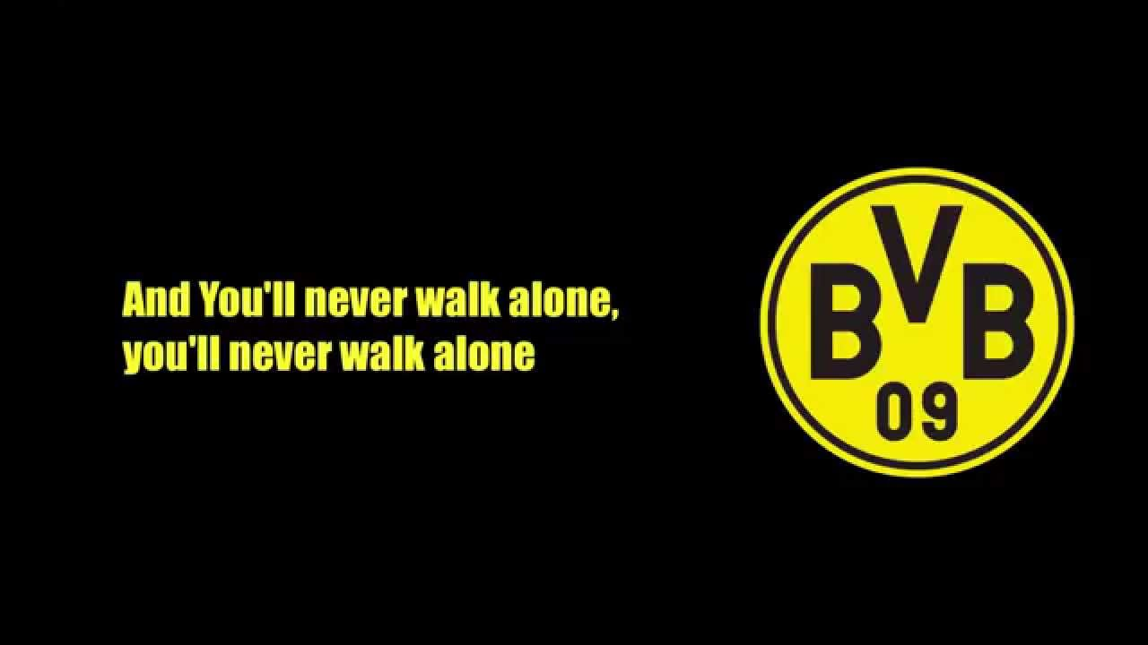 you 39 ll never walk alone bvb text lyrics youtube. Black Bedroom Furniture Sets. Home Design Ideas