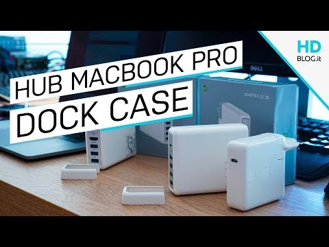 DockCase: l'alimentatore Macbook Pro diventa un HUB USB/HDMI