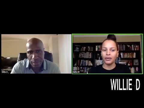 ZaZa Ali & Willie D: Finding Balance in Male / Female Relati