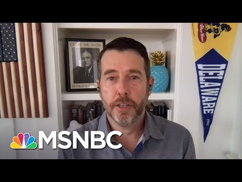 Plouffe: You Are Either On 'The Pro-Democracy Side Or The Pro-Autocracy Side' | Deadline | MSNBC