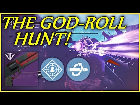 On The Hunt For The GOD ROLL Kindred Orchid Hand Cannon! (Destiny 2 - Black Armory) thumbnail