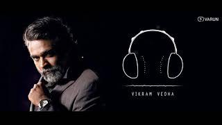 Vikram Vedha Ringtone   VARUN