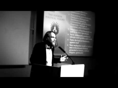 Alexandr Dugin: Eurasianism and the political evolution to the Fourth Political Theory