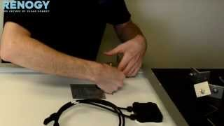 Renogy Solar Panel Adjustable Tilt Mount