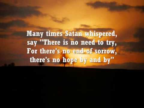Till The Storm Passes By  With Lyrics By: Lyn Alejandrino Hopkins.wmv