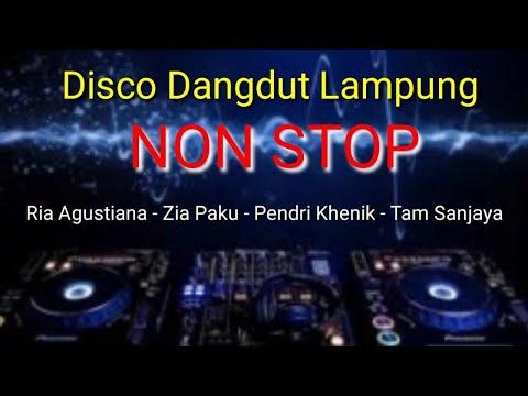 Disco dangdut Lampung - Non Stop - Ria Agustiana - Pendri Khenik - Zia Paku - Tam Sanjaya