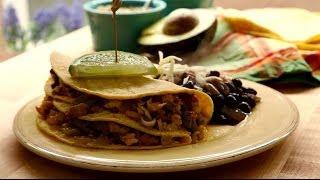 Breakfast Recipes - How to Make Breakfast Tacos
