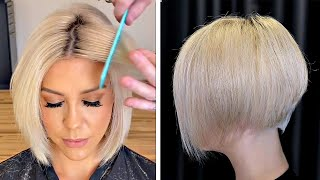 Trendy Hairstyles 2019 | 15 Modern Short & Pixie Cut Trends 2019 | New Women Haircut Ideas GRWM