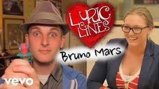 VEVO - Vevo Lyric Lines: Ep. 7 - Bruno Mars