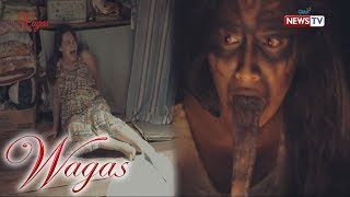 Wagas: Married couple elopes to a place where 'manananggal' exists (full episode)