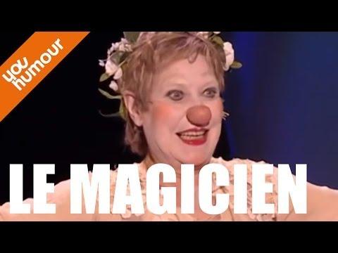 MERYBELLE, Le magicien