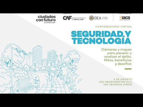"""Conversatorio """"Seguridad Ciudadana"""