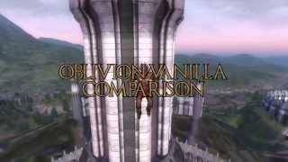 Oblivion Visual Comparison - PC (Vanilla) vs. Xbox 360