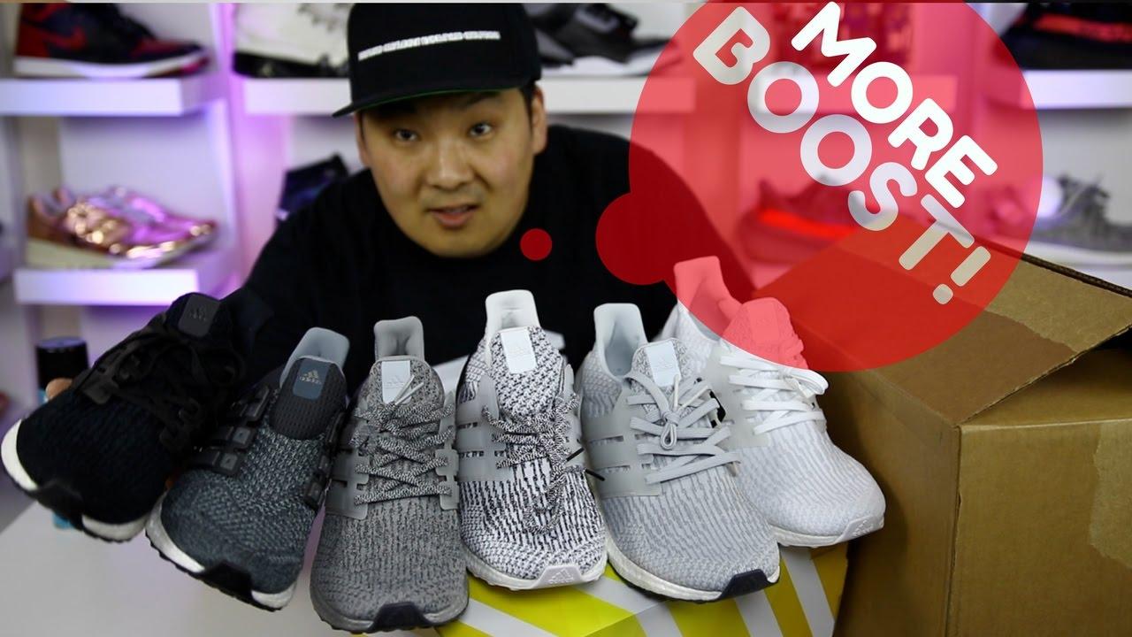 Recent retail (!!!) Ultraboost pickups (thanks adidas