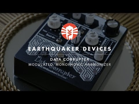 Earthquaker Devices Data Corrupter | Guitar Pedal | Vintage King