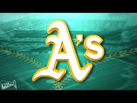 Oakland Athletics 2017 Home Run Song