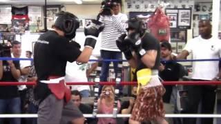 Julio Cesar Chavez Jr. vs. Vanes Martirosyan