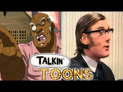 The Boondocks Takes on Monty Python (Talkin' Toons w/ Rob Paulsen)