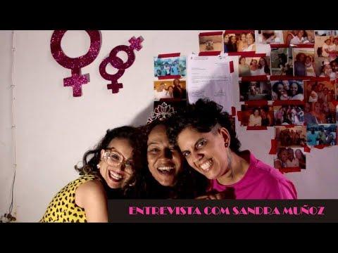 Sandra Muñoz fala sobre violência contra a mulher thumbnail
