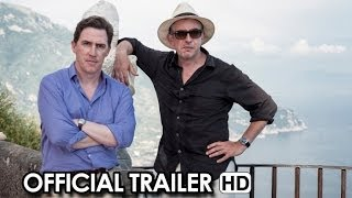 The Trip to Italy Official Trailer (2014) HD