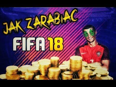 FIFA 18 JAK ZARABIAĆ | NAJLEPSZY SPOSÓB, NAWET 100k W 1 DZIEŃ :D