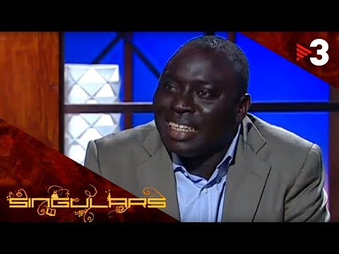 Entrevista Mactar Thiam Fall a TV3 africa