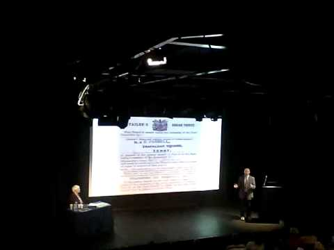Simon Hancock: The First World War in Pembrokeshire (PCNPA Archaeology Day 2014)