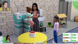 UCIEKŁ NAM PIES! 16 SIMÓW W RODZINIE! RATUNKU!  The Sims 4