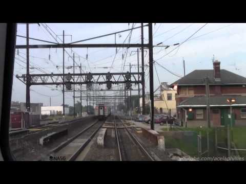Silverliner V Railfan Window Trenton-30th Street NEC/Trenton Line FULL RIDE! MUST SEE!!!!